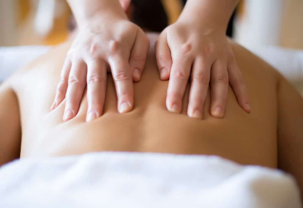 olien massage